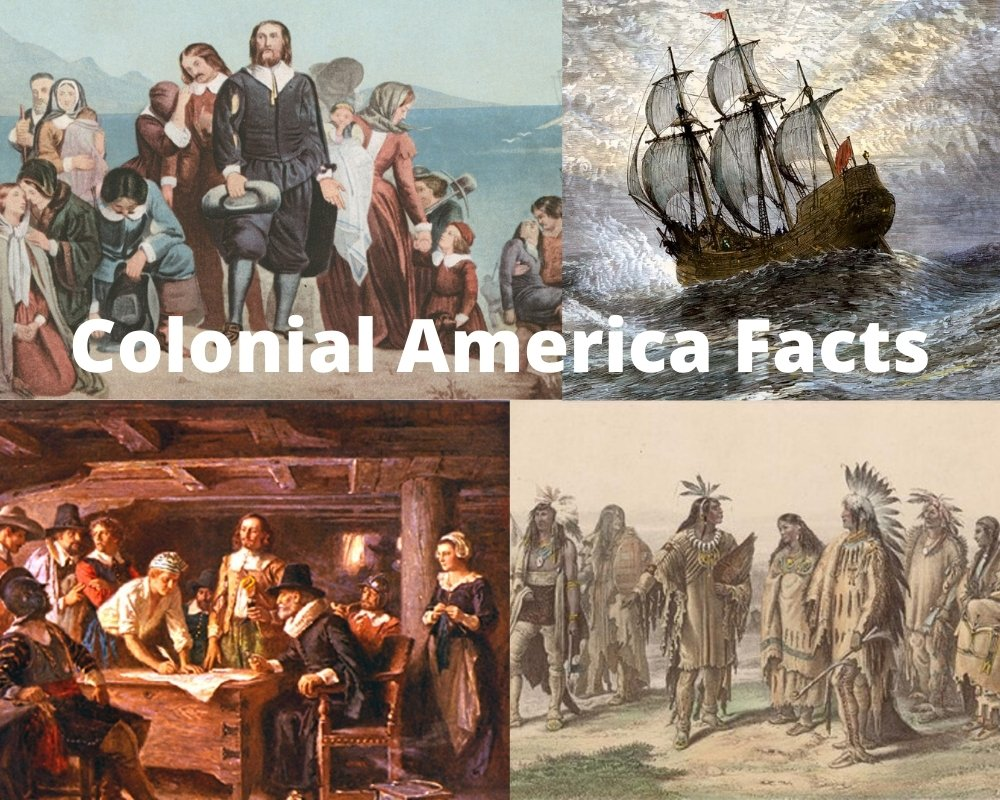 Colonial America Facts